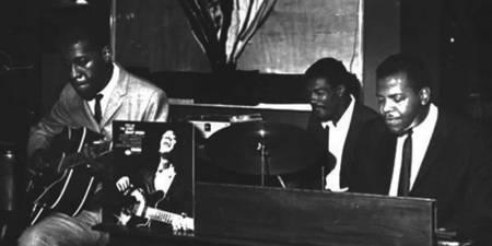 Grant Green: criado en el Blues en Crazy Blues Radio